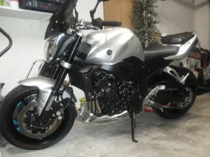 Nieuwe motor Guido